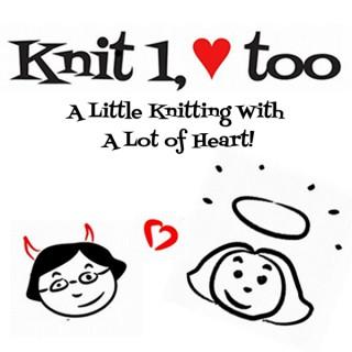 Knit1,HeartToo