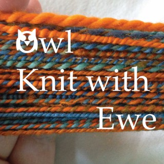 Owl Knit With Ewe