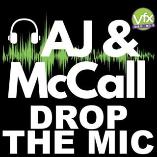 AJ & McCall Drop The Mic