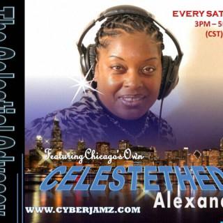 Celeste's podcast- The Celestial Odyssey- Celestethedj Alexander