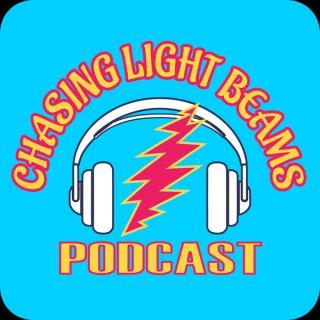 Chasing Light Beams