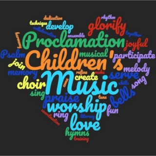 Children's Music Hymn Book