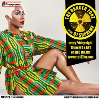 DJ Supreme presents The Danger Zone