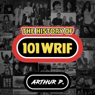 History of WRIF Podcast