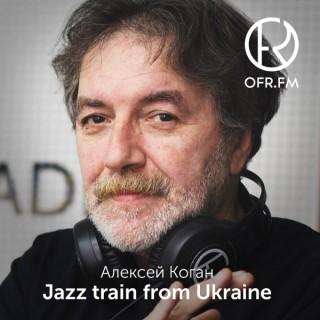 Jazz train from Ukraine