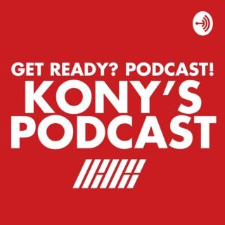 KONY's Podcast