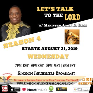 Let's Talk to the Lord