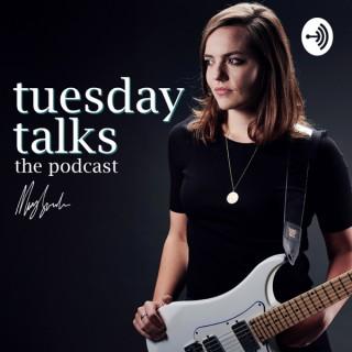 Mary Spender's 'Tuesday Talks'