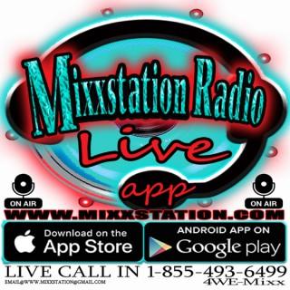 Mixxstation Radio Live