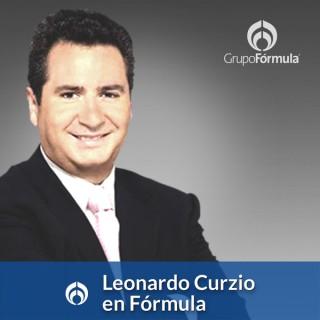 Leonardo Curzio en Fórmula