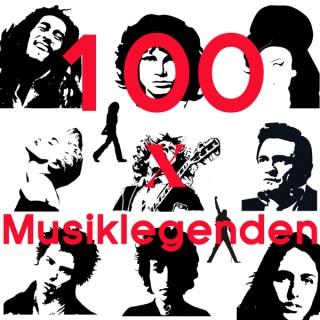 #100malMusiklegenden - podcast eins GmbH