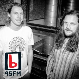 95bFM: 95bFM Drive with Jonny & Big Hungry