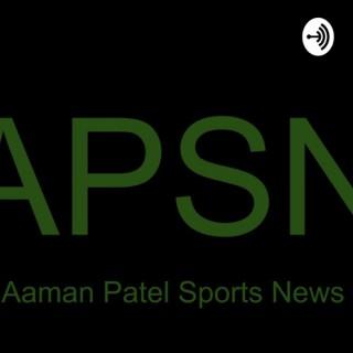 Aaman Patel Sports News