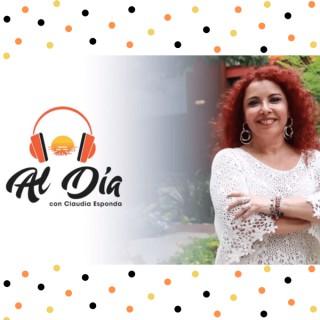 Al Dia con Claudia Esponda