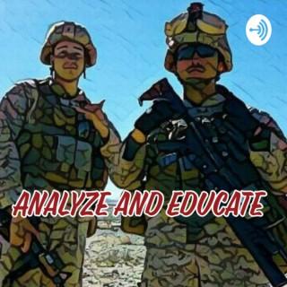 Analyze & Educate Podcast