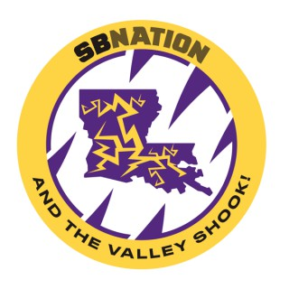 And The Valley Shook: for LSU Tigers fans