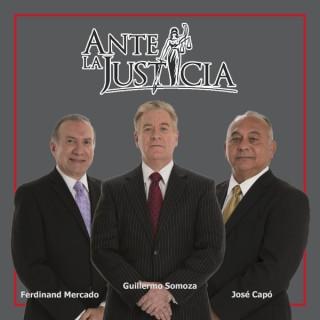 Ante la Justicia