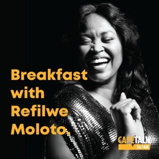 Breakfast with Refilwe Moloto