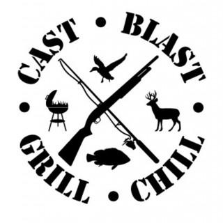 CAST BLAST GRILL CHILL