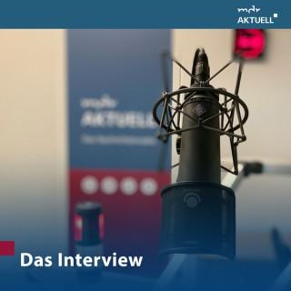 Das Interview von MDR AKTUELL