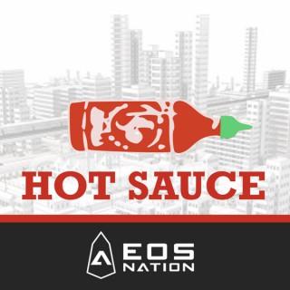 EOS Nation's EOS Hot Sauce