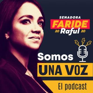 Faride Raful - Somos Una Voz