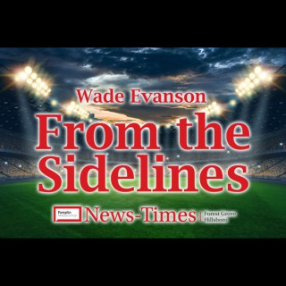 From the Sidelines   News-Times