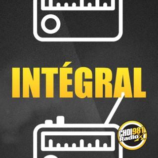 RADIO X INTÉGRAL