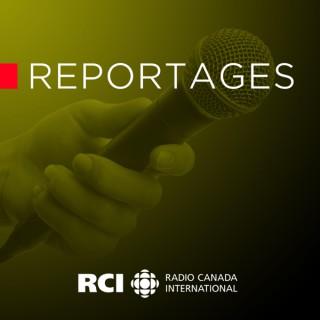 RCI   Français : Reportages