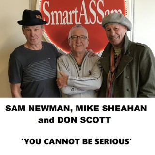 Sam Newman, Mike Sheahan and Don Scott - 'You Cannot Be Serious'