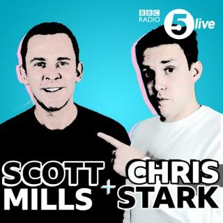 Scott Mills and Chris Stark