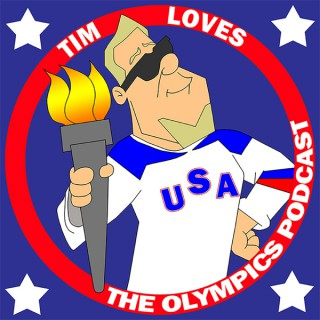 Tim loves the Olympics podcast