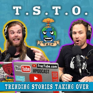 The Trending Stories Taking Over podcast | T.S.T.O.