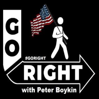 #GoRight with Peter Boykin