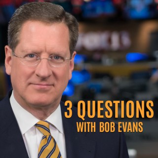 3 Questions with Bob Evans