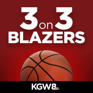3-on-3 Blazers