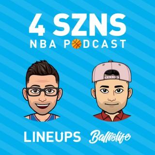 4 SZNS NBA Podcast