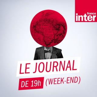 Journal de 19h (week-end)