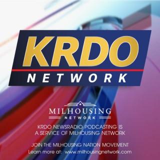 KRDO Newsradio 105.5 FM • 1240 AM • 92.5 FM