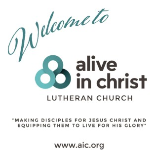 Alive In Christ Lutheran