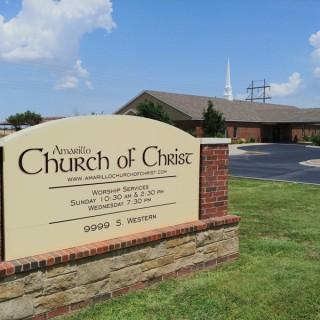 Amarillo Church of Christ Sermons