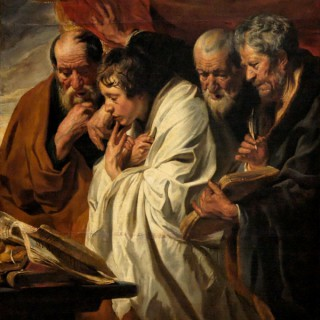Audio Reading of Gospels of the Holy Bible - Combined