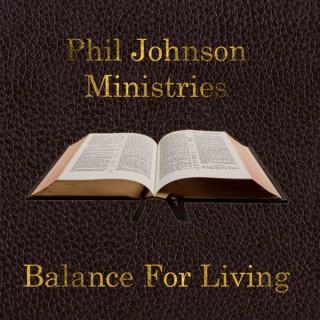 Balance For Living podcast