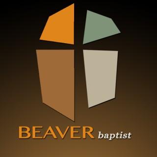 Beaver Baptist Church Sermons