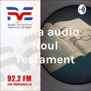 Biblia audio Noul Testament