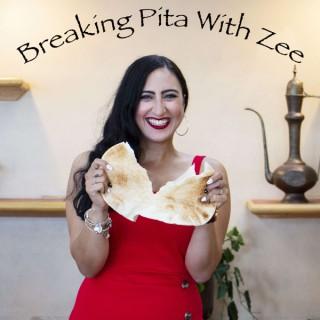 Breaking Pita With Zee