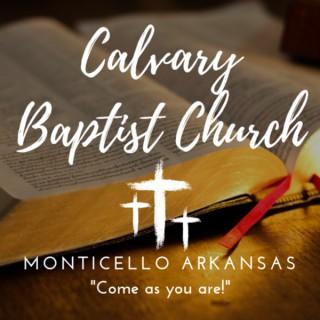 Calvary Baptist Church - Monticello, Arkansas