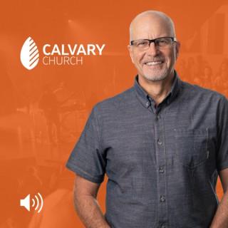 Calvary Church with David Crabtree