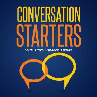 Conversation Starters: A Personal Growth & Spiritual Wellness Podcast