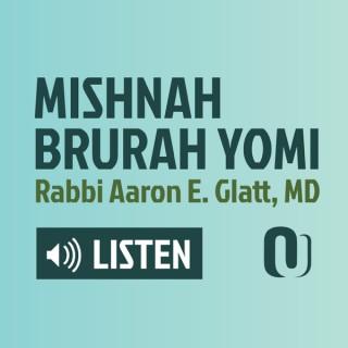 Dirshu Mishnah Brurah Yomi